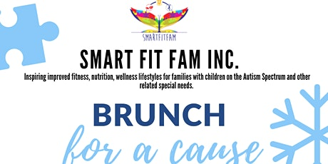Smart Fit Fam Annual Brunch for a Cause 2019 tickets