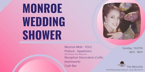 Monroe Meowage Shower