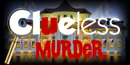 A Clueless Murder - Halloween Murder Mystery Party
