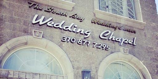 Wedding Chapel Open House Viewing - Luxury Wedding Chapel for Weddings