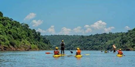 Desafio Iguaçu entradas