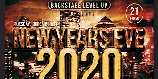 New Year's Eve 2020 Black & White Extravaganza