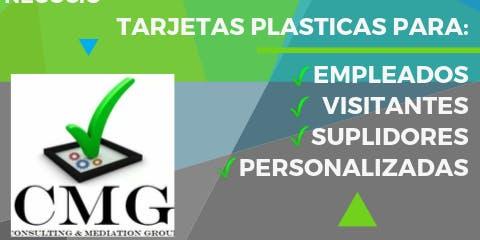 ✓CMG - Identificación de Empleados y Visitantes