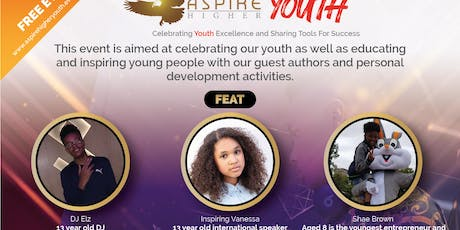 Aspire Higher Youth tickets