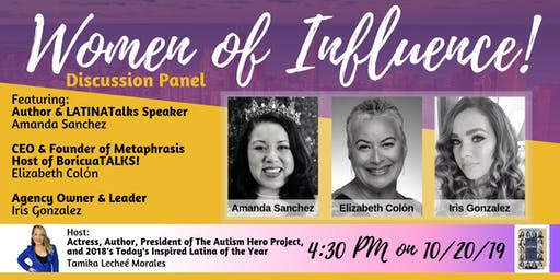 Women of Influence : Panel Discussion