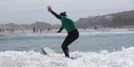 Mental Health Promotion: Exploring The Effectiveness of Surf Therapy  tickets