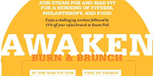 AWAKEN: Burn & Brunch