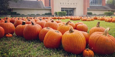 Bethany Methodist Pumpkin Patch