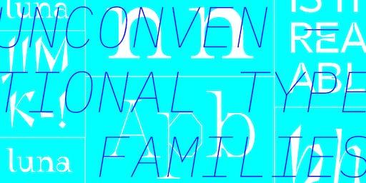 Unconventional Type Families with Marta Bernstein
