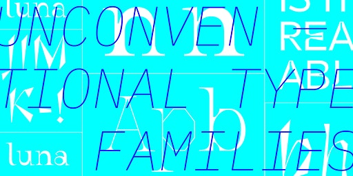 Experimenting with Unconventional Type Families