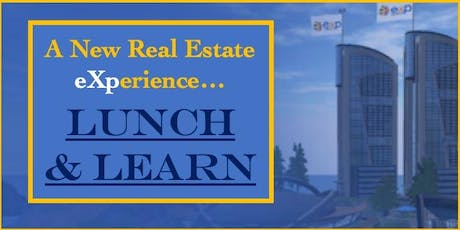 Realtor Lunch & Learn: The DISC Personality Profile &  An Intro to eXp! tickets
