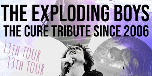 THE EXPLODING BOYS, THE CURE TRIBUTE SINCE 2006, EN LOUIE LOUIE ESTEPONA