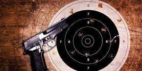 C.A.S. Ladies ONLY Basic Handgun Class--Part ll