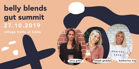 belly blends gut summit 2019 tickets