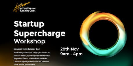 Startup Supercharge Day - November tickets