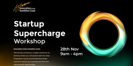 Startup Supercharge Day - November