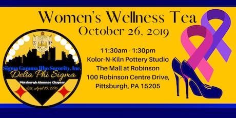 Women's Wellness Tea tickets