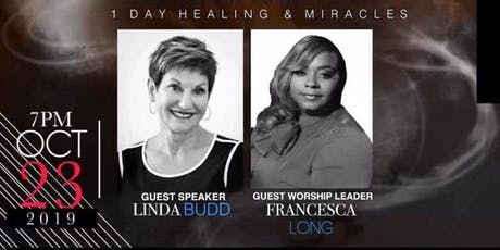 Release the Miracles (1 day healing service) tickets