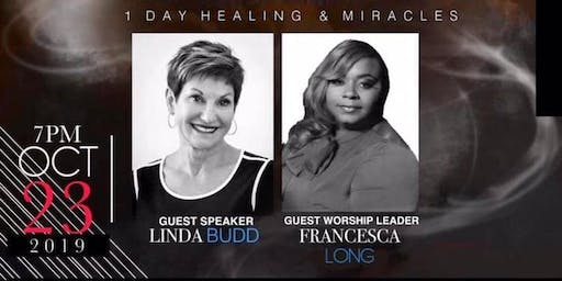 Release the Miracles (1 day healing service)
