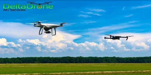 Agriculture Drone Class in Wynne, AR