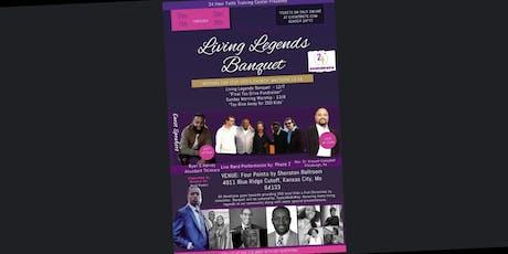 24FTC Living Legend Banquet tickets