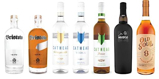 Cathead Distillery Spirit Lineup