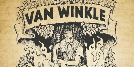 Dinner and a show with Van Winkle and the Spirits tickets