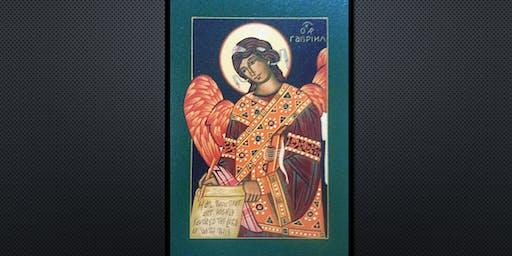 Icon Retreat: Gabriel the Archangel