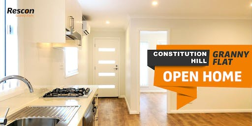 Constitution Hill Granny Flat Open Home