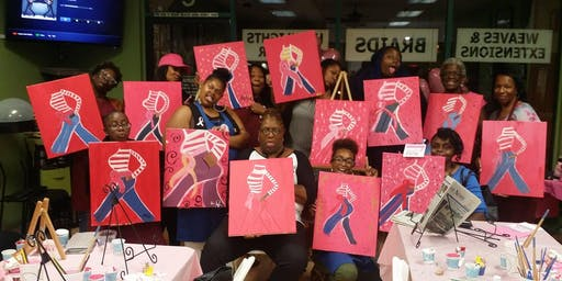 Paint and Sip For a Cause