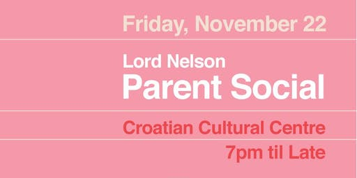 Lord Nelson: Parent Social