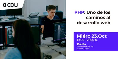 PHP: uno de los caminos al desarrollo web