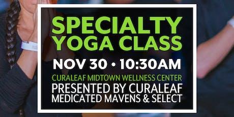 Specialty Yoga tickets