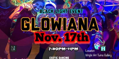 Glowiana (Black Light Event)