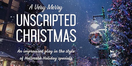 A Very Merry Unscripted Christmas tickets