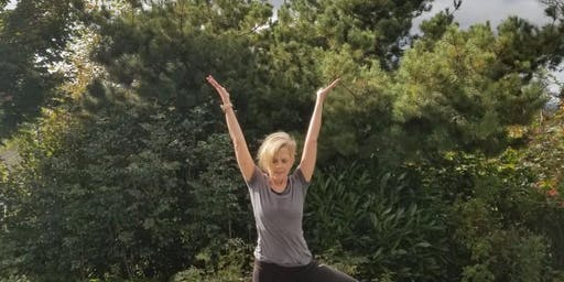 Yoga for hikers and trail runners
