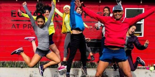Sausalito Equator Run w/Jorge Maravilla + Hill City + Salomon Running