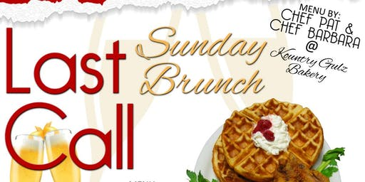 LAST CALL - Sunday Brunch