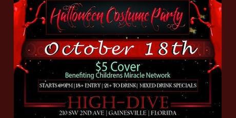 Thriller Night Halloween Costume Party tickets