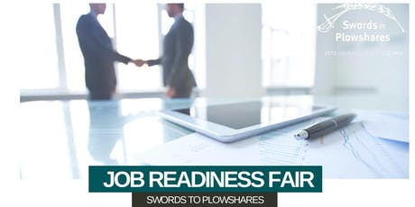 Swords to Plowshares: Job Readiness Fair tickets