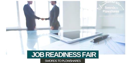 Swords to Plowshares: Job Readiness Fair