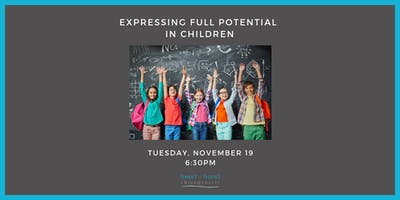 Expressing Full Potential in Children