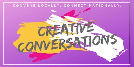 Creative Conversation tickets