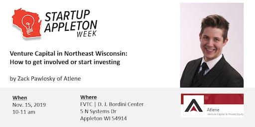 Venture Capital in Northeast Wisconsin