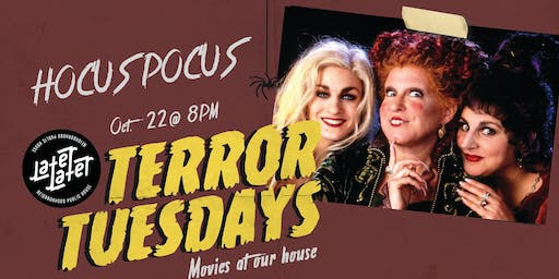 Hocus Pocus - Movies at Our House