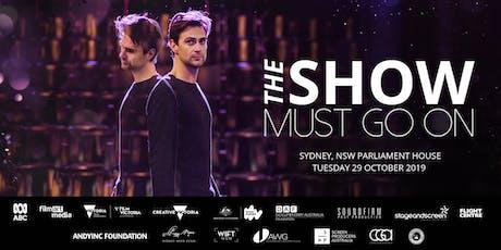 The Show Must Go On - Wellness Roadshow Sydney tickets