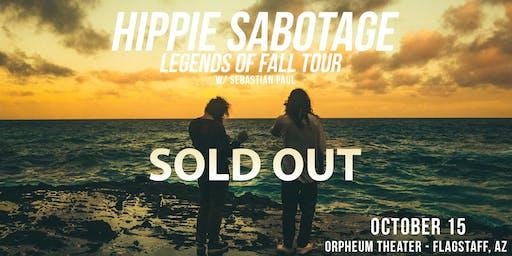 Hippie Sabotage - Legends of Fall Tour