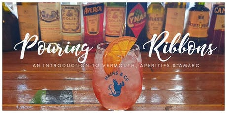 Pouring Ribbons - Aperitifs with Kayla Grigoriou tickets