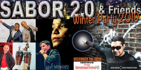 SABOR 2.0 & Friends - Winter Party 2019 tickets