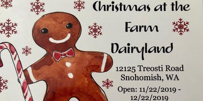 Christmas at the Farm Dairyland